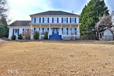 Loganville Single Family Home New: 2416 Meredith Dr