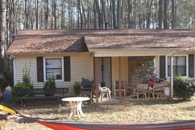 Canton Single Family Home Under Contract: 207 Twin Lakes
