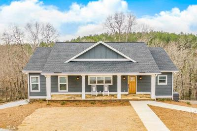 Heard County Single Family Home For Sale: 1550 Gray Rd