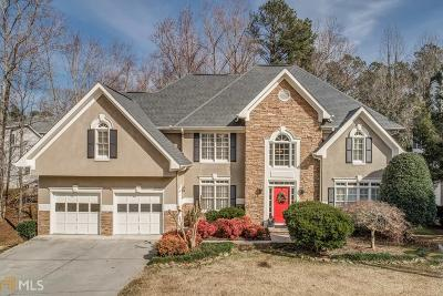 Acworth Single Family Home For Sale: 5590 NW Forkwood Dr