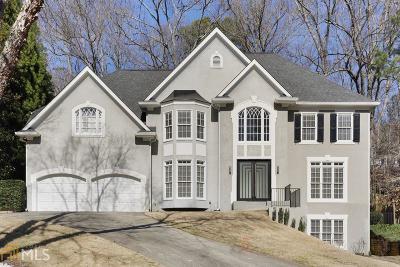 Smyrna Single Family Home For Sale: 1690 Tyler Green Trl