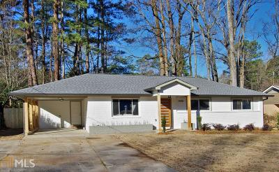 Decatur Single Family Home New: 3008 Mount Olive Dr