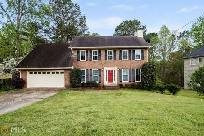 Lilburn Single Family Home For Sale: 3836 Riverbank Dr