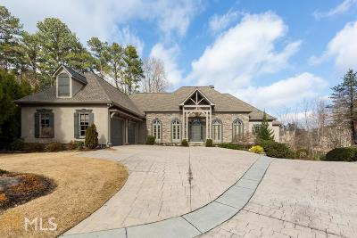 Kennesaw Single Family Home For Sale: 2131 Kensington Gates Dr #l-108
