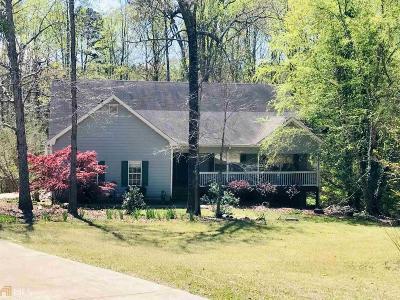 Winder Single Family Home For Sale: 858 Broken Arrow Ln