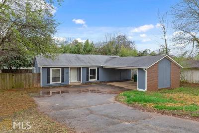 Stone Mountain Single Family Home For Sale: 1258 Allgood Rd