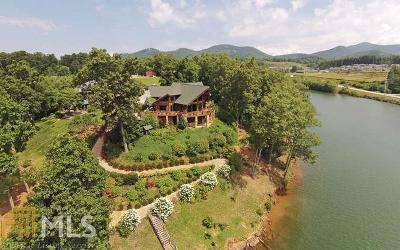 Hiawassee Single Family Home For Sale: 1664 Stonecrest Cir