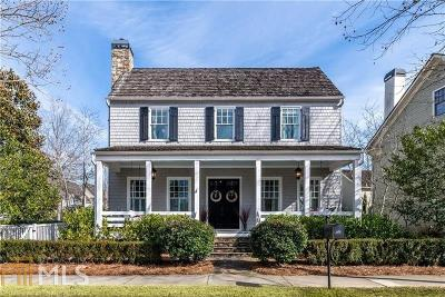 Cumming Single Family Home Back On Market: 6450 Vickery Creek Rd