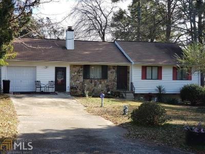 Lawrenceville Single Family Home Under Contract: 467 Ashton Cir