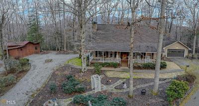 Blairsville Single Family Home Under Contract: 575 Honeysuckle Ln