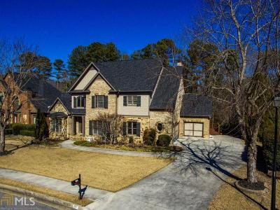 Buford Single Family Home For Sale: 2590 Trailing Ivy Way
