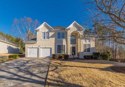 Douglasville Single Family Home Under Contract: 3510 Stonington Ct
