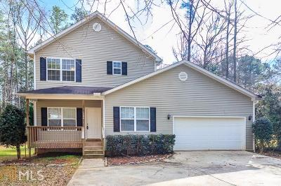 Newnan Single Family Home Under Contract: 1208 Country Club Rd