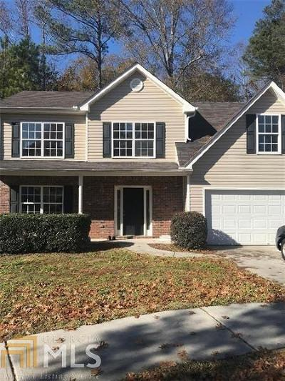 Grayson Single Family Home For Sale: 2414 Trace Pond