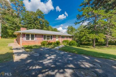 Habersham County Single Family Home For Sale: 3815 Level Grove Rd