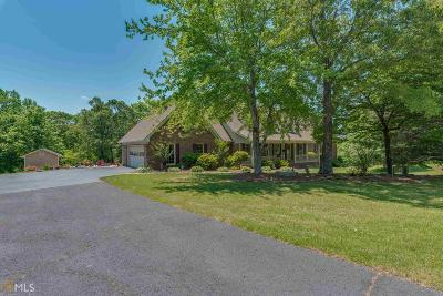 Dawsonville Single Family Home For Sale: 759 Blue Ridge Overlook