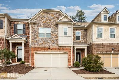 Smyrna Condo/Townhouse New: 3577 Ashcroft Dr