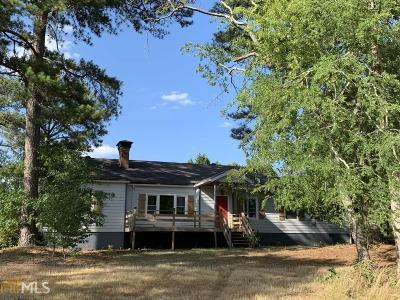 Monroe Single Family Home For Sale: 2560 Whitney Rd