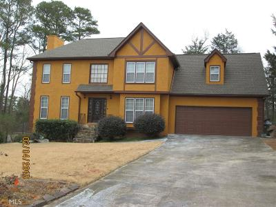Lithonia Single Family Home For Sale: 7002 Deshon Ridge Dr