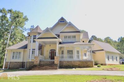 Amazing Covington Single Family Home For Sale: 585 Henderson Mill Rd