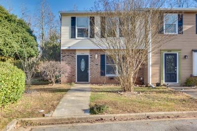 Peachtree Corners Condo/Townhouse Under Contract: 6431 Meadow Rue Dr