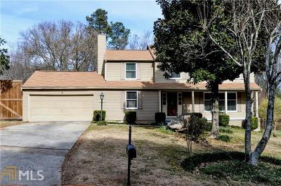 Roswell Single Family Home For Sale: 330 N Pond Trl