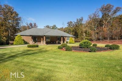 Dawsonville Single Family Home For Sale: 4932 Auraria Rd