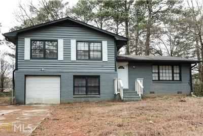 Lawrenceville Rental For Rent: 861 Grayson Hwy