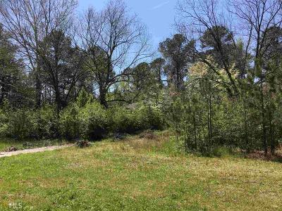 Snellville Residential Lots & Land New: 2963 Parkwood Rd