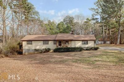 Alpharetta Single Family Home For Sale: 11265 Jones Bridge Rd