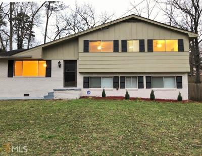 Clarkston Single Family Home Under Contract: 1172 De Leon Ct