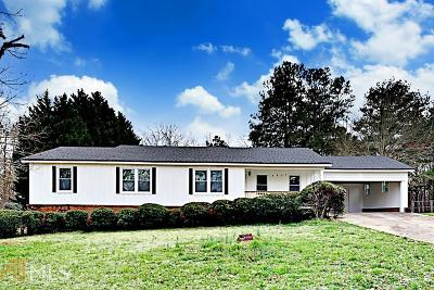Douglasville Rental New: 6867 Laurelwood Dr