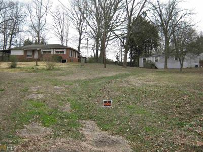 Flowery Branch Single Family Home For Sale: 4691 Holland Dam Rd #Lot 27 &