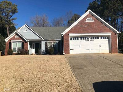 Kennesaw Single Family Home Under Contract: 2578 Marleigh Farm