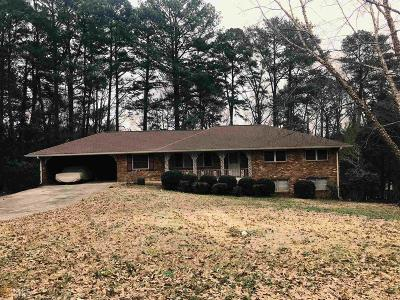 Lake City Single Family Home Under Contract: 1588 Lakeland Cir