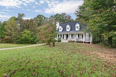 Carroll County Single Family Home Under Contract: 113 Pine Valley Trl