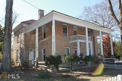 Lithonia Single Family Home New: 1817 S Stone Mountain Lithonia Rd