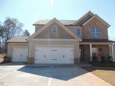 Hoschton Single Family Home For Sale: 878 Joy Dr #81