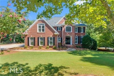 Suwanee Single Family Home Under Contract: 123 Grand Ave