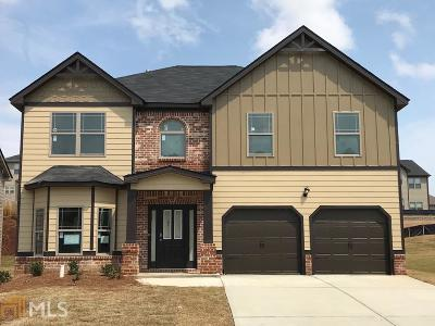 Loganville Single Family Home For Sale: 3676 Okefenokee Ridge