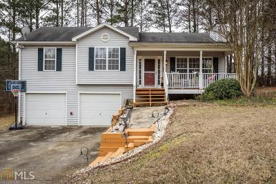 Hiram Single Family Home Under Contract: 135 Lenox Ct