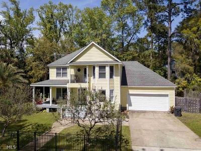 St. Marys Single Family Home New: 804 Cherokee Ave