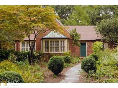 Decatur Single Family Home For Sale: 379 Glenn Cir
