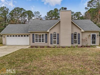 Woodbine Single Family Home New: 196 Wood Duck Dr