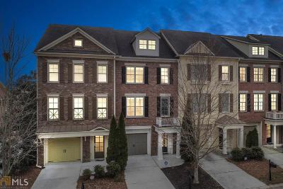 Mableton Condo/Townhouse Under Contract: 6242 Shelburne Ln #4