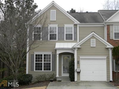 Alpharetta Condo/Townhouse Under Contract: 2870 Commonwealth Cir