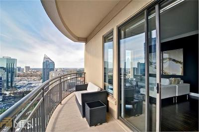 Paramount At Buckhead Condo/Townhouse Under Contract: 3445 Stratford Rd #3008