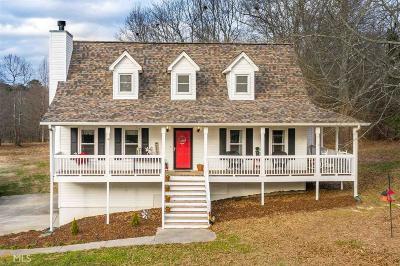 Haralson County Single Family Home Under Contract: 53 John Golden