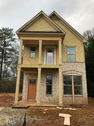 Stone Mountain Single Family Home Under Contract: 5253 Hearthstone St