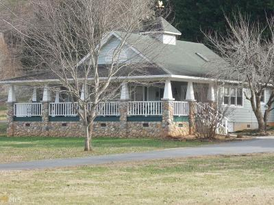 Hiawassee Single Family Home For Sale: 2585 Kelly Ln